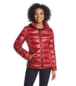 Calvin Klein Pearlized Puffer Jacket