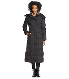 London Fog® Full Length Down Coat