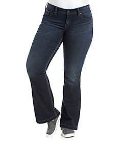 Silver Jeans Co. Plus Size Suki Flare Jeans