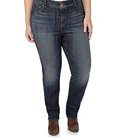 Lucky Brand® Plus Size Emma Straight Jeans