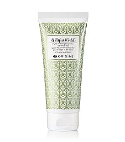 Origins A Perfect World® Highly Hydrating Body Lotion With White Tea
