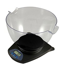 American Weigh Scales® Digital Scale with Removeable Bowl