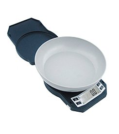 American Weigh Scales® Compact High Precision Kitchen Scale with Removeable Bowl