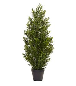 Nearly Natural® 3' Mini Cedar Pine Tree