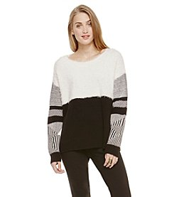 Vince Camuto® Colorblock Sweater