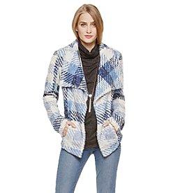 Vince Camuto® Faux Fur Jacket