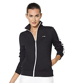 Lauren Active®  Stretch Mockneck Jacket
