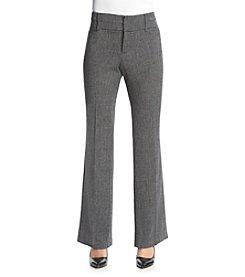 AGB® Solid Tweed Pant