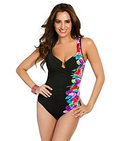 Miraclesuit® Brite Side Escape One Piece Swimsuit