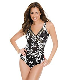 Miraclesuit® Awesome Blosssom Oceanus One-Piece