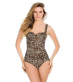 Miraclesuit® Purr-Fection Panacea One-Piece