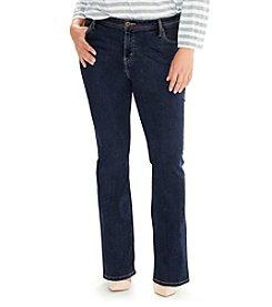 Levi's® Plus Size 580™ Curvy Bootcut Jeans