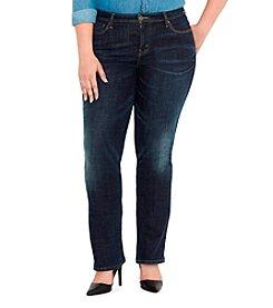 Levi's® Plus Size 580™ Curvy Straight Leg Jeans