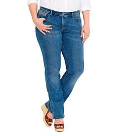 Levi's® Plus Size 512™ Perfectly Shaping Straight Leg Jeans