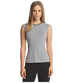 Calvin Klein Cami With Metallic Trim