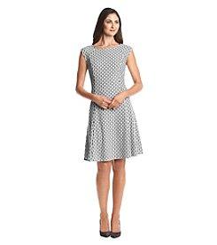 Jessica Howard® Honeycomb Knit Dress