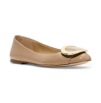 Michael Kors Ballet Dress Flats