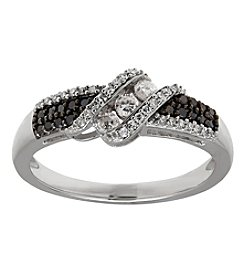 .33 ct. t.w. Diamond Ring in 10k White Gold