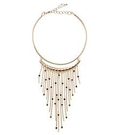 Relativity® Goldtone Collar 14
