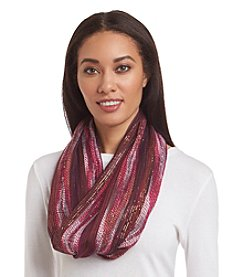 Free Spirit™ Ikat Sequin Loop Scarf
