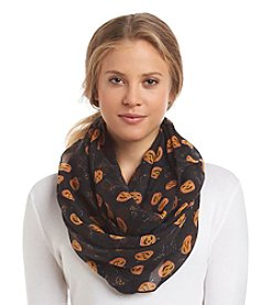 Free Spirit™ Spooky Cat Loop Scarf