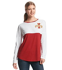 College Concepts NCAA® Iowa State Cyclones Women's Long Sleeve Comeback Top