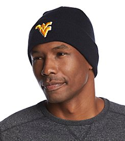 NCAA® West Virginia Men's Simple Cuff Hat
