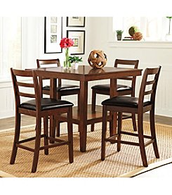Liberty Furniture Bradshaw 5-pc. Gathering Height Dining Set