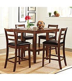 Liberty Furniture Bradshaw 5-pc. Gathering Height Dining Set