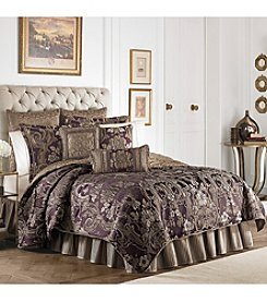 Croscill® Everly Plum Bedding Collection