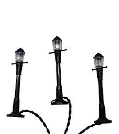 Kurt S. Adler Battery-Operated Street Lamp Post Light