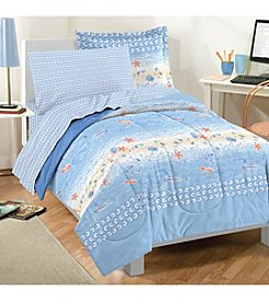 Dream Factory® Beach Stripe Comforter Set