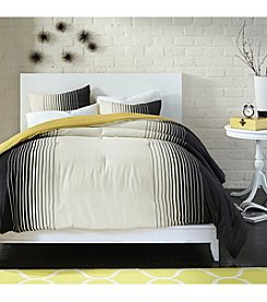 Bedwear Live Comfy Color Block Mini Comforter Set