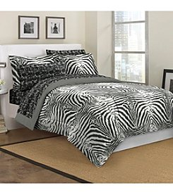Loft Style® Durban Mini Bed-in-a-Bag Comforter Set