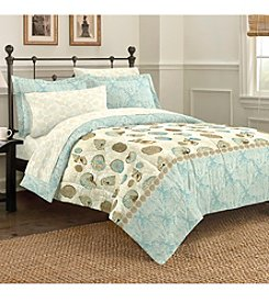Discoveries Sea Breeze Mini Bed-in-a-Bag Comforter Set