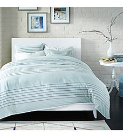Bedwear Live Comfy Spa Stripe Mini Comforter Set