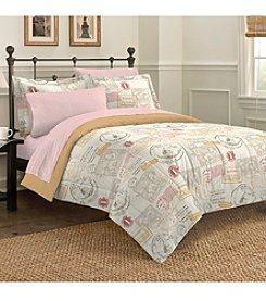 Discoveries World Traveler Mini Bed-in-a-Bag Comforter Set