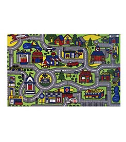 Fun Rugs® Driving Time Rug