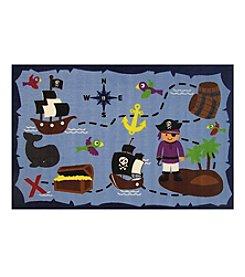 Fun Rugs® Ahoy Matey Rug