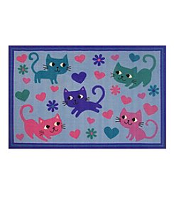 Fun Rugs® Kitty Cats Rug