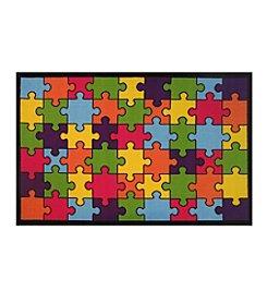 Fun Rugs® Jigsaw Puzzle Rug