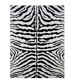 Fun Rugs® Zebra Skin Rug