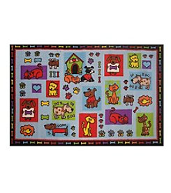 Fun Rugs® Pets-R-Us Rug