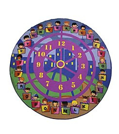Fun Rugs® Wheel of Fun Rug