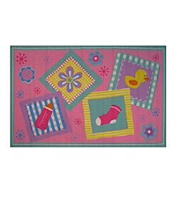 Fun Rugs® Rock-a-bye Baby Rug