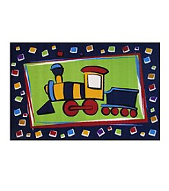 Fun Rugs® Choo-Choo Train Rug
