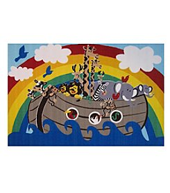 Fun Rugs® Animal Boat Rug
