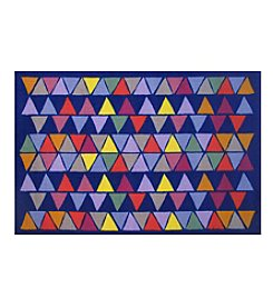 Fun Rugs® Pyramid Party Rug