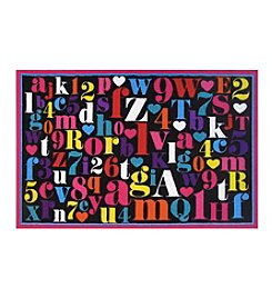 Fun Rugs® Alphabet Rug