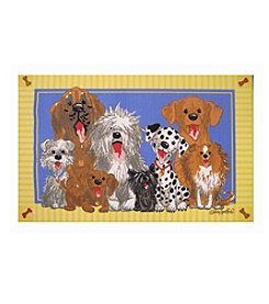 Fun Rugs® The Dogs of Duckport Rug